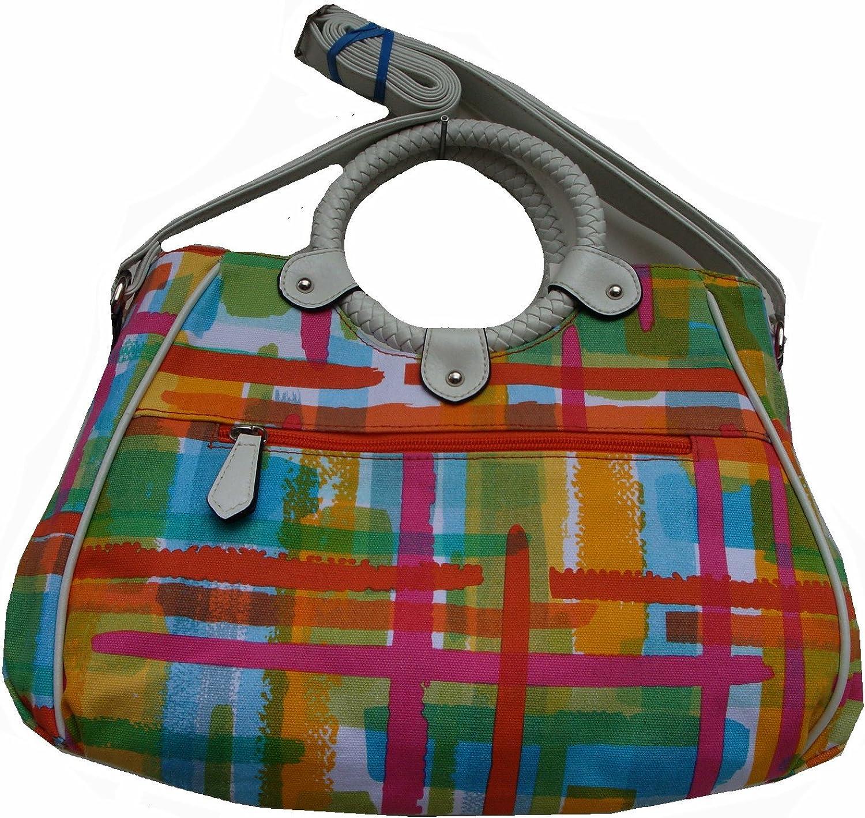 Rosetti Women's Take-a-long Shoulder Handbag, Multi Colors