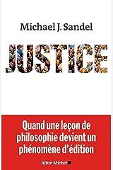 Justice Format Kindle