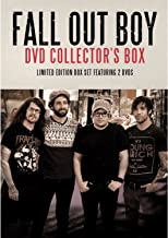 Fall Out Boy Collector's Box