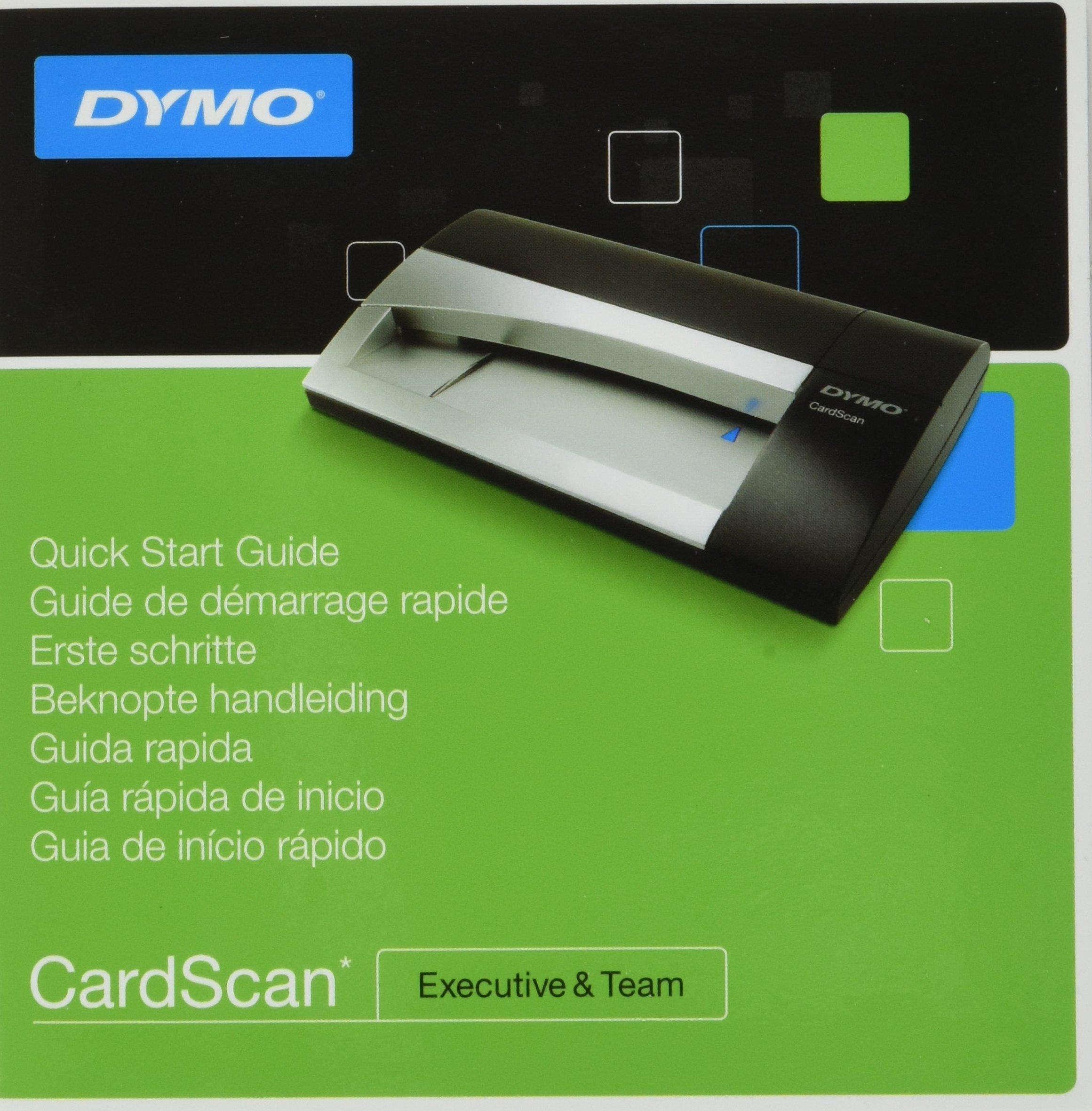 DYMO V9 Team 5 User Software CD