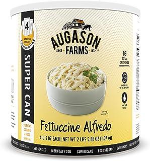 Augason Farms Fettuccine Alfredo 39 OZ #10 Super Can