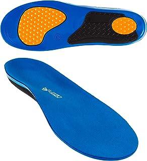 Plantillas Fuzzio Work+ son adecuados para la de tipos del calzado de trabajo Proteger los pies en superficies duros | Ideal para profesionales y uso