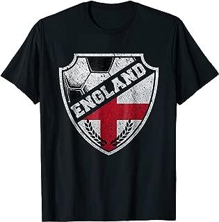 vintage england soccer jersey