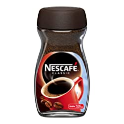 Nescafe Classic Coffee, 200g Dawn Jar