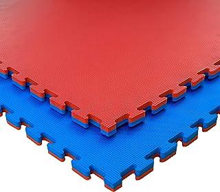 JOWY Esterilla Goma Espuma Estructura Pack Tatami Puzzle Ideal Artes Marciales, Judo, Suelo Tatami Japonés | Grosor: 2,5cm