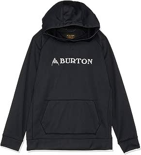 Burton Snowboards Boy's Crown Bonded Pullover Hoodie Shirt