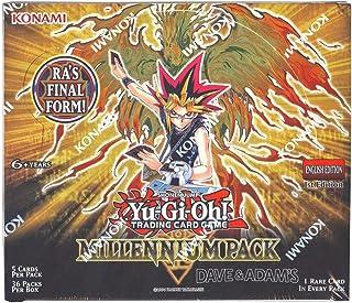 Konami Yu-Gi-Oh Millennium Pack 1st Edition Booster Box
