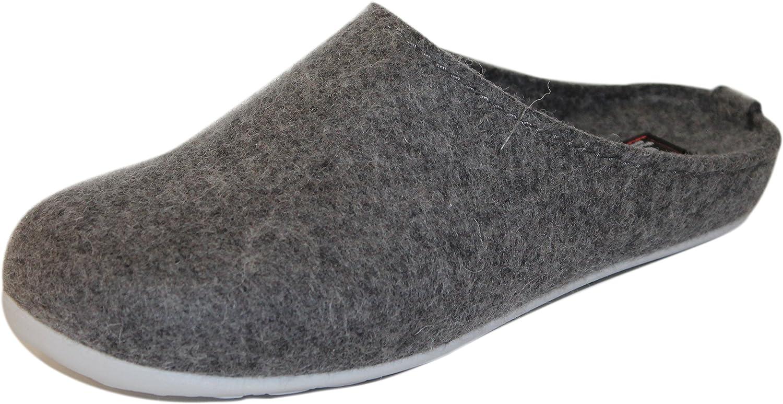 Pantofole HAFLINGER Fundus art. 481024304 in lana cotta