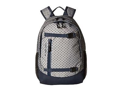 Burton Kids Youth Day Hiker [20L] (Wild Dove Polka Dot Print) Backpack Bags