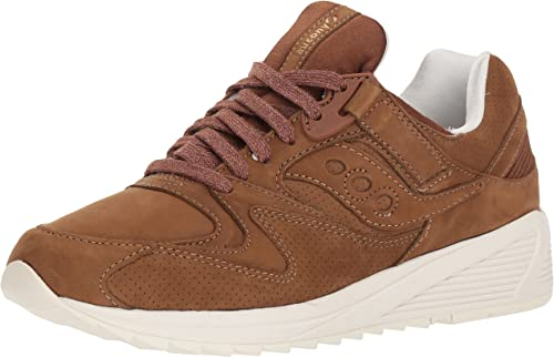 Saucony Grid 8500 Chaussures marron