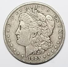 1903 P Morgan Silver Dollar $1 VF