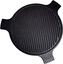 Broilmann Cast Iron Plate Setter - Fits LARGE Big Green Egg