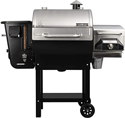 Camp Chef 24 in. WiFi Woodwind Pellet Grill & Smoker with Sear Box (PGSEAR) - WiFi & Bluetooth Connectivity