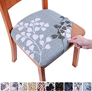 Best upholstered dining chairs gray Reviews