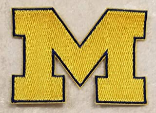 Best university of michigan iron on patch Reviews