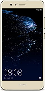 HUAWEI 5.2型 P10 lite SIMフリースマートフォン プラチナゴールド