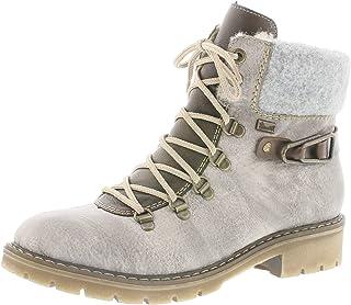 Rieker Damen Winterstiefel Y9112 46 Frauen Winter boots