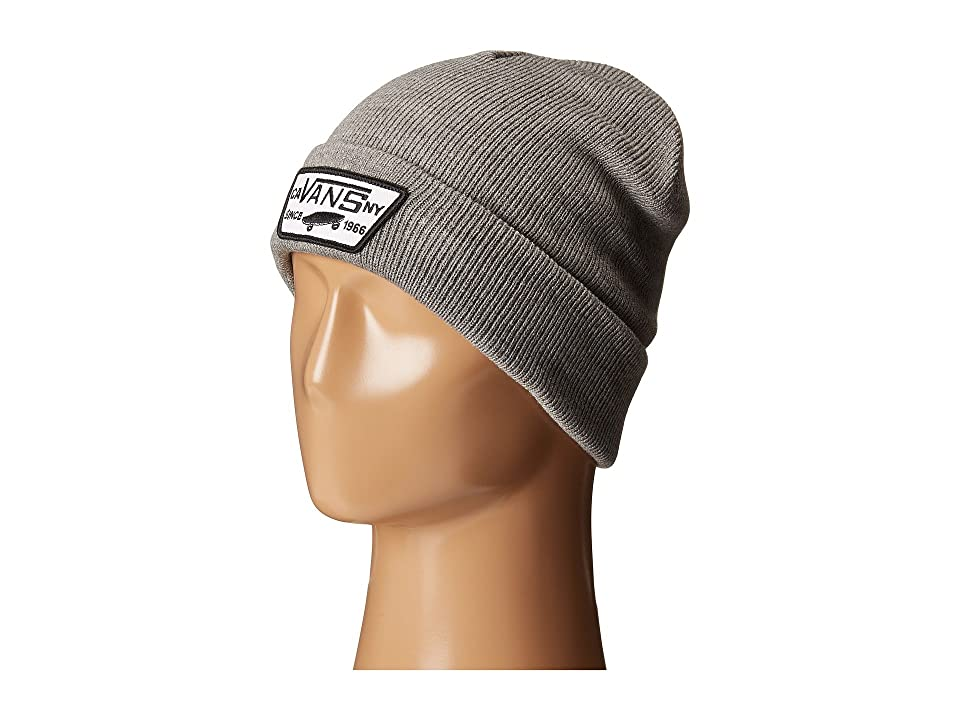 49c1acf026e ... UPC 888654952414 product image for Vans - Milford Beanie (Heather Grey)  Beanies