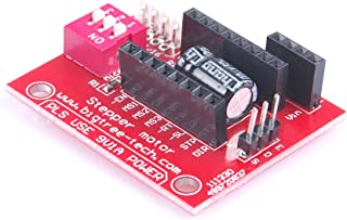 LM YN 3D Printer Stepper Motor Driver Control Extension Shield Board For A4988 DRV8825