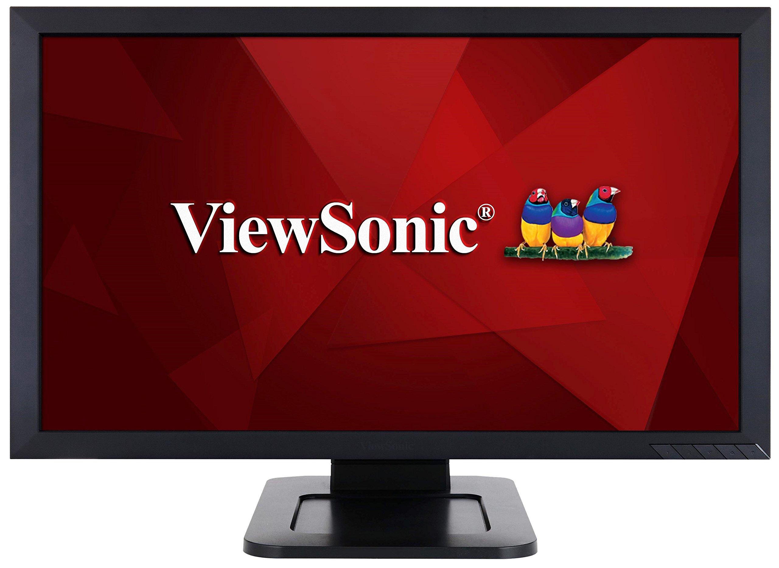 ViewSonic TD2421 Dual Point Optical Monitor