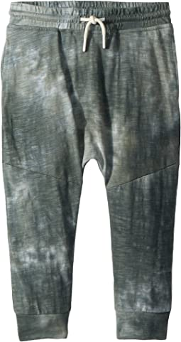 Ax Drop Crotch Sweatpants (Toddler/Little Kids/Big Kids)