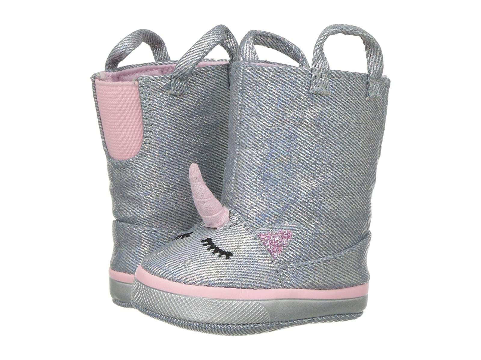 Baby Deer Sole Soft Sole Deer Unicorn Boot (Infant) 4f11f0