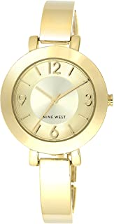 Women's Sunray Dial Bangle Watch
