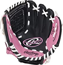 Rawlings Player Series 9`` T-Ball Glove W/Ball (PL91PB)