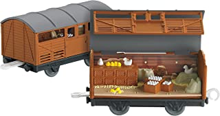 Fisher-Price Thomas & Friends TrackMaster, See Inside Livestock Cars
