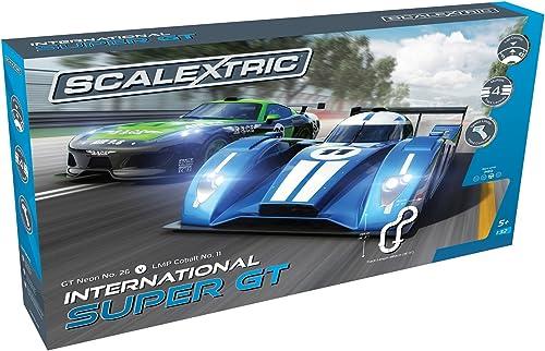 Scalextric Circuit C1369 Coffret International Super GT