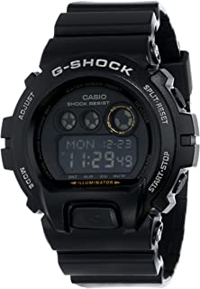 Men's GD-X6900-1CR XL 6900 Digital Display Quartz Black Watch