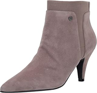 Bandolino Footwear Women's Bootie Ankle Boot, Taupe, 8.5