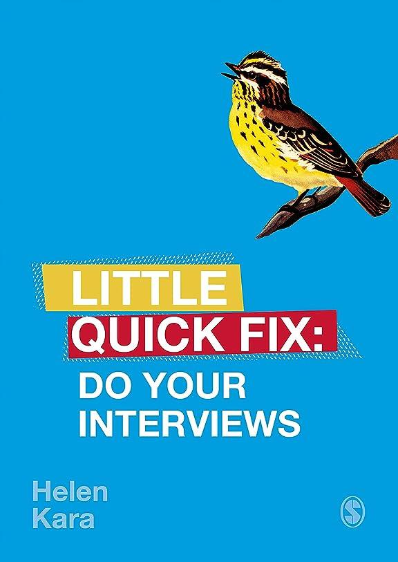 衣装計り知れないどんよりしたDo Your Interviews: Little Quick Fix (English Edition)