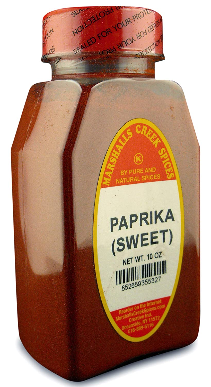 Limited time trial price Marshalls Creek Over item handling Spices 3 SWEET PAPRIKA PACK