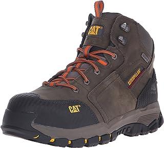 Caterpillar Men's Navigator Mid 6 Inch Waterproof Steel Toe Boot
