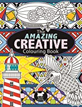 The Amazing Creative Colouring Book