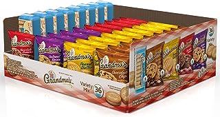 Grandma's Cookies Variety Pack, 36 Count