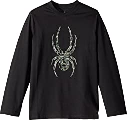 Spyder Kids - Limitless Long Sleeve Shirt (Big Kids)
