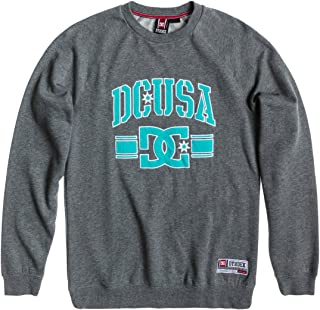 DC Men's RD Alumni Ribbon Crew Athletic Sweatshirt