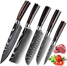 Amazon Com Snap On Kitchen Knife Set