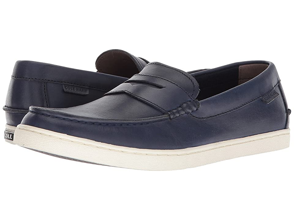 Cole Haan Nantucket Loafer II (Navy Handstain) Men