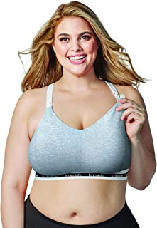 Women's Original and Original Full Cup Maternity & Nursing Sleep Bra, B – G cups