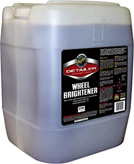MEGUIAR'S D14005 Wheel BRIGHTENER-5 Gallon, 640. Fluid_Ounces