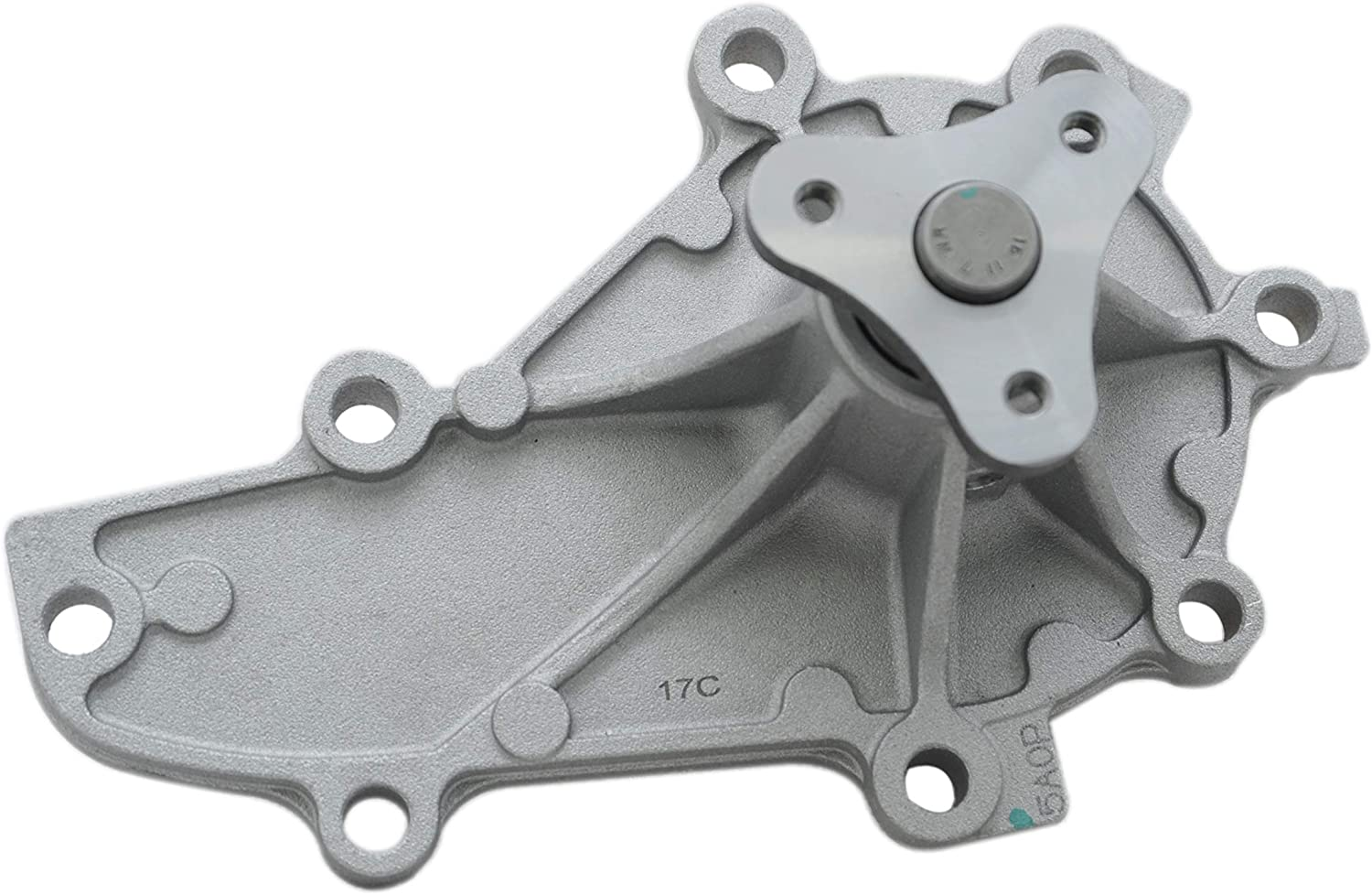 Direct stock discount Water Opening large release sale Pump for AW6156 125-2430 fits WP-2136 08-04 41187 MAZDA