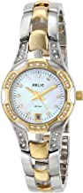 Relic by Fossil Charlotte Quartz Stainless Steel Sport Watch