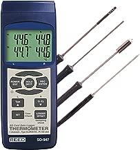 omega data logger thermometer