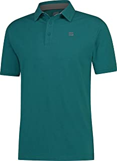 Three Sixty Six Golf Shirts for Men - Dry Fit Cotton Polo Shirt - Includes 20 Golfing Tees
