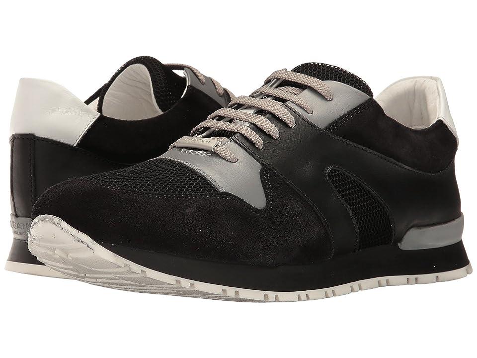 BUGATCHI Portifino Sneaker (Nero) Men
