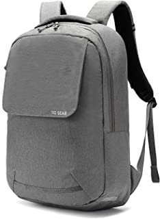 Laptop Backpack for College Student Office Work for Men Women Unisex Travel Hiking Camping Trekking Outdoor Bag Urban Backpack for Everyday Use Cycling Travel by 1XD GEAR (Grey)