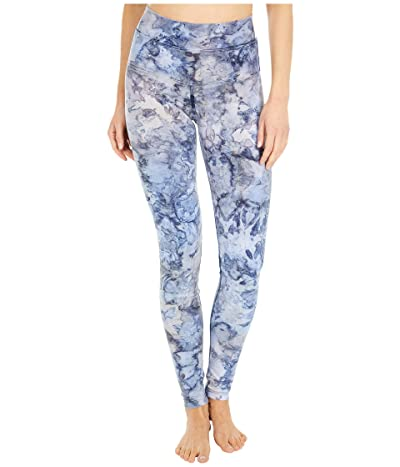 Hard Tail High-Rise Leggings (Supplex Lava Wash # 1) Women